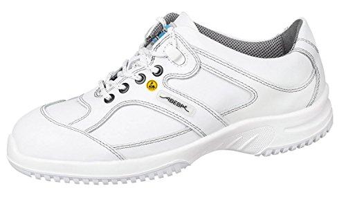 Chaussures 46 ESD bas Uni6 Abeba Blanc 36770 Taille 46 tPASqwax