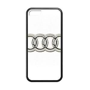 Zheng caseZheng caseCool-Benz Simple Audi Phone case for iPhone 4/4s