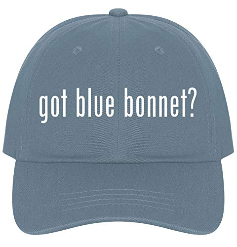 The Town Butler got Blue Bonnet? - A Nice Comfortable Adjustable Dad Hat Cap, Light - Caps 30 Echinacea
