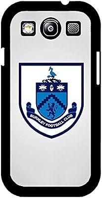 El escudo del diseño de balón de fútbol Burnley Fc Galaxy S3 ...