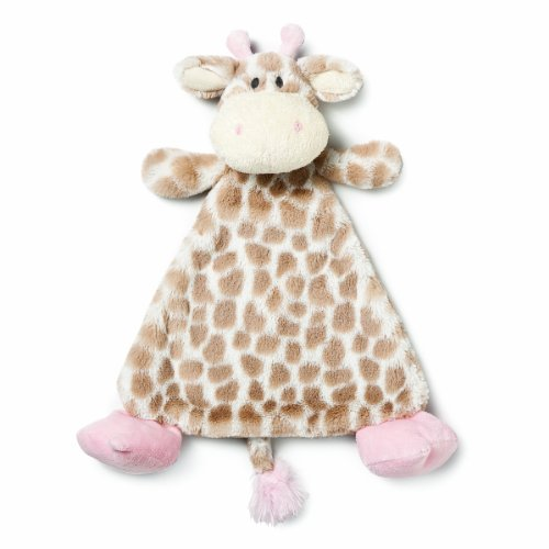 Nat and Jules Blankie Rattle Plush Toy, Sadie Giraffe by Nat and Jules