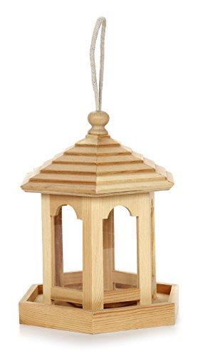 Darice Gazebo Wood Bird Feeder