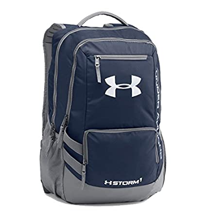 Amazon.com  Under Armour Hustle II Storm Laptop Backpack (One Size ... 97838cf6594db