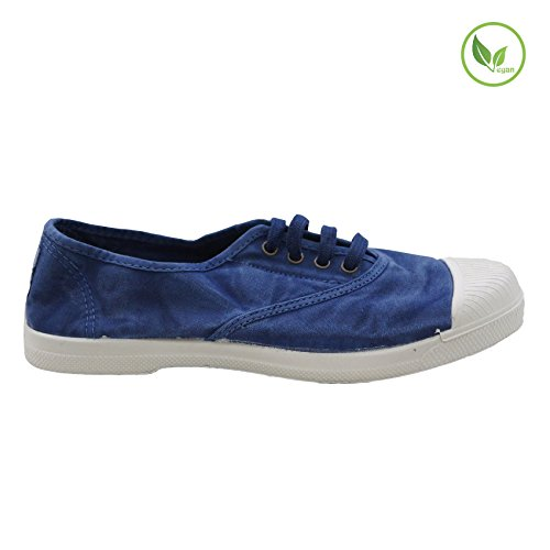 Sneaker NATURAL WORLD INGLES ELAS ENZ 39 Kaki Damen