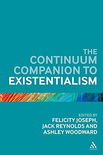 The Continuum Companion to Existentialism (Bloomsbury Companions)