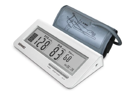Duronic BPM400 Tensiómetro de Brazo Monitor Presión Arterial Eléctrico con Función Memoria Lecturas de Presión Arterial Precisas: Amazon.es: Salud y cuidado ...