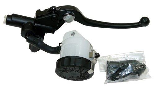 Shindy 17-651B Black Body/Silver Lever Brake Master Cylinder Kit