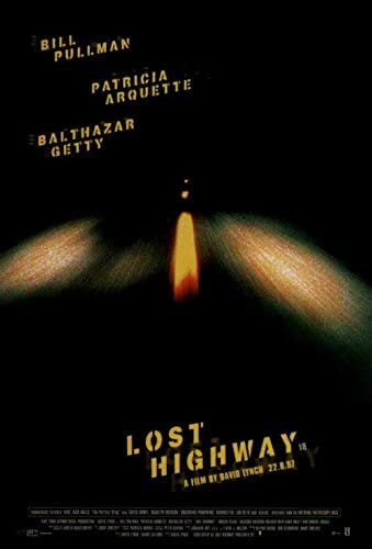 Amazon.com: Lost Highway Poster Movie (11 x 17 Inches - 28cm x 44cm) (1997)  (Style D): Posters & Prints