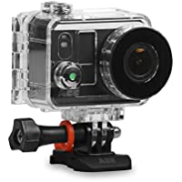AEE S60 Plus MagiCam 1080p WiFi Action Camera w/ 2 Display ,Waterproof Housing, Head Mount