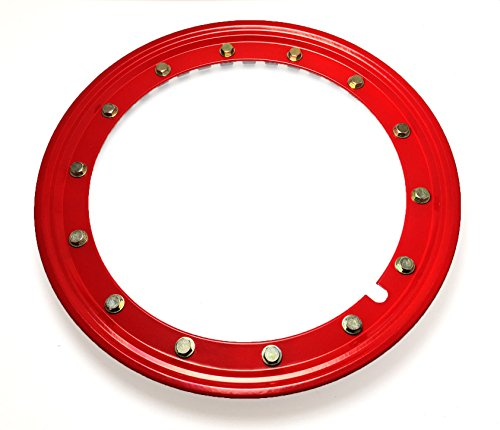 Simulated Fake Bead Lock Hubcap Rings - 15