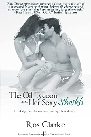 book cover of The Oil Tycoon and Her Sexy Sheikh