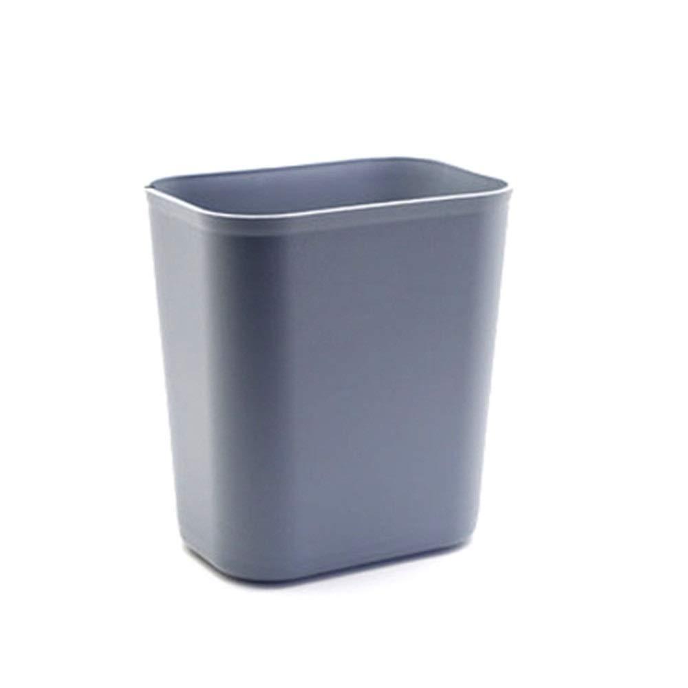 Trash can 8L Wastebasket Can Indoor Garbage Container Trash Waste Basket Garbage Bin for Bathroom Bedroom Kitchen Home Office Dorm College for Bathroom Kitchen Office Home Bedroom by Yuybei-Home
