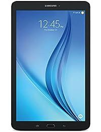 """Galaxy Tab E 9.6""""; 16 GB Wifi Tablet (Black) SM-T560NZKUXAR"""