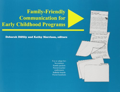 Family-Friendly Communication for Early Childhood Programs (NAEYC)
