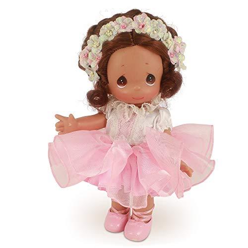 """Precious Moments 9"""" Prima Ballerina Brunette Doll"""