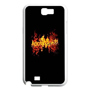 Samsung Galaxy Note 2 N7100 Phone Case Alice In Chains W9G33919
