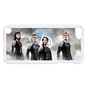 DIY Fashionable The Hunger Games Catching Fire-Slim and Stylish Protective Cover Cases for ipod touch 5-01294-02