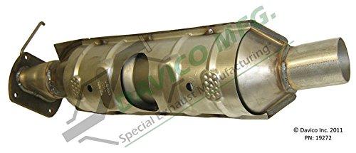 Davico 670295 CARB Catalytic Converter