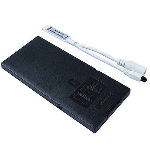 Large Product Image of RGBZONE DC 12V 44 Keys IR Remote Controller for 3528 5050 SMD RGB LED Strip Lights