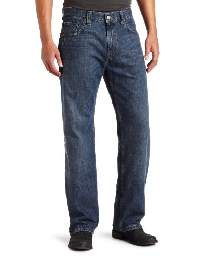 Levi's Men's 559 Relaxed Straight Fit Jean, Indie Blue, 34x34 (Jeans Straight Relaxed 559 Fit)