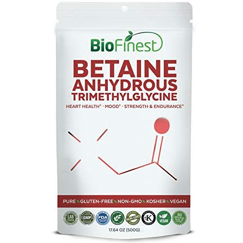 Biofinest Betaine Anhydrous Trimethylglycine Powder