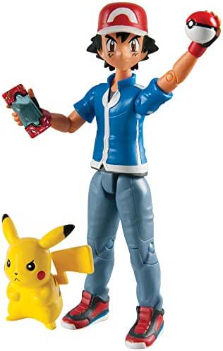 Pokémon Hero Figure, Ash And Pikachu