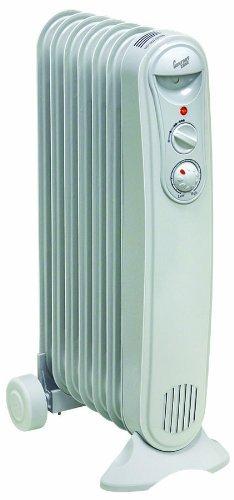 Con Aceite radiador Calentador CZ7007J