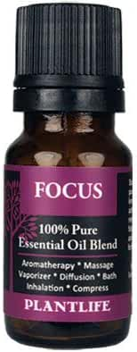 Focus - 100% Pure Essential Oil Blend  0.33 oz (10ml)