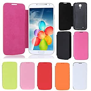 LZX Elegant Back Cover Flip Battery Housing Case for Samsung Galaxy S4 i9500