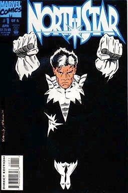 Northstar, Edition# 1 - Northstar Marvel Comics