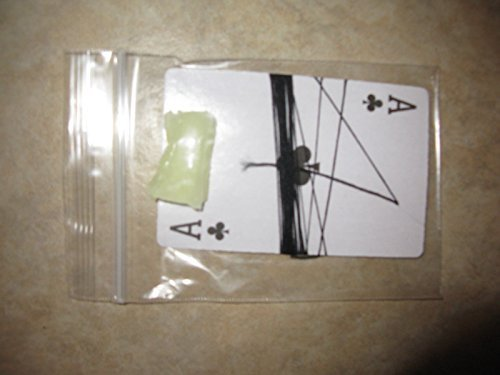 (USA Warehouse) Magicians Invisible Thread / String and Sticky Wax Used for Various Magic Tricks **ITEM#NO: 43E8E-UFE6 C2A11521