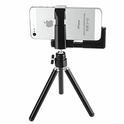 Insten Tripod Phone Holder for iPod touch 5G (Black)