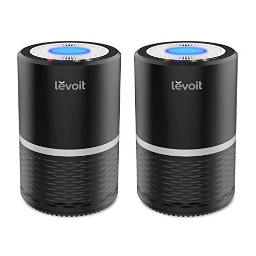 LEVOIT Air Purifier for Home with True HEPA Filter, Air