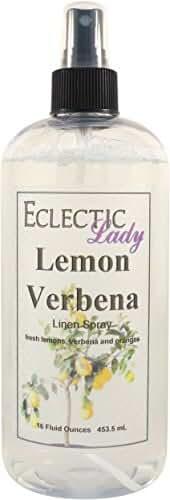 Lemon Verbena Linen Spray, 16 ounces