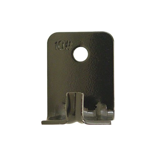 Wall Bracket for 10 lb ABC Fire Extinguishers, No Screws Included (Fire Extinguisher Wall Bracket compare prices)