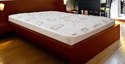 WOLF Slumber Express Deluxe Back Aid 9-Inch Mattress, Full, Bed in a Box, Made in the USA