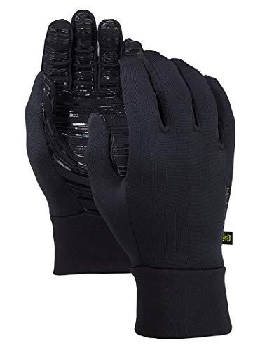 Burton Men's Powerstretch LNR, True Black, Medium\Large