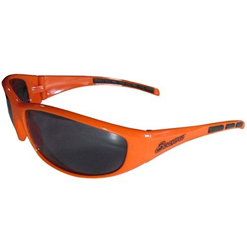 Siskiyou Oregon St. Beavers Wrap Sunglasses