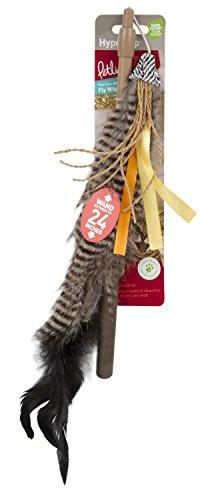 Petlinks 49223 Safari HyperNip Fly Wild Wand Cat Toy
