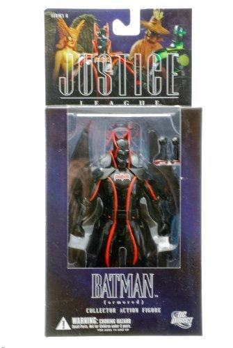 DC Comics Justice League Alex Ross Batman Armored Figure 60341 Alex Ross Batman Figure