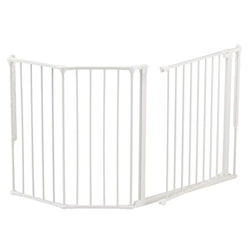 BabyDan Flex Gate Medium 35.4-57.5''-Black