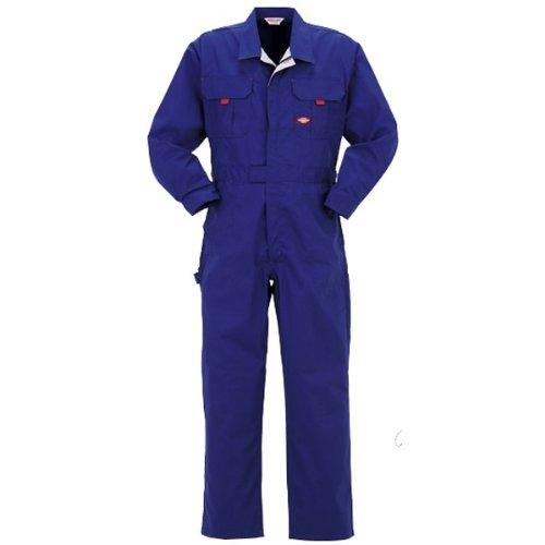 PERSON'S (パーソンズ)長袖つなぎ ツナギ おしゃれウエストすっきり yt-p021 B01N9XJCM5 3L|ライトネイビー
