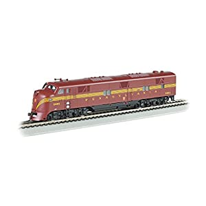 Bachmann Industries 5 Stripe #5881 Diesel Locomotive Train