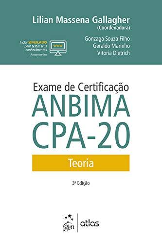Certificação Anbima CPA 20 Massena Gallagher ebook