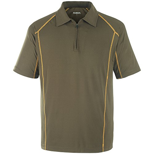 "Mascot Polo-shirt ""Vagos"", 1 Stück, 3XL, dunkeloliv, 50059-826-19-3XL"
