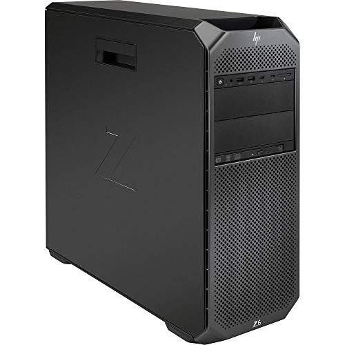 HP Z6 G4 Workstation 2X Gold 6148 Twenty Core 2.4Ghz 48GB RAM 500GB NVMe 2TB WX 4100 Win 10 (Renewed)