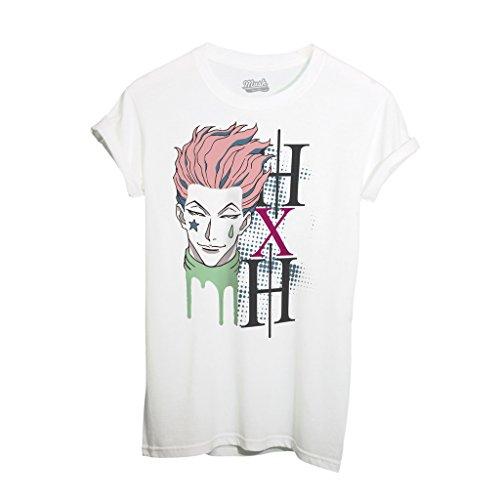 T-Shirt Hunter X Hunter Hisoka Volto - CARTOON by Mush Dress Your Style