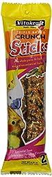 Vitakraft Cockatiel Whole Grains & Fruit Treat Sticks, 6.31 Ounce