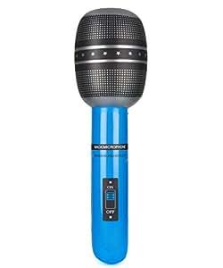 Micrófono hinchable - Única