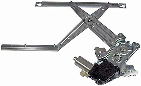 New Window Regulator W//Motor Rear Drivers Side Left RLH Replacement For 2002-2010 Dodge Ram /& 2008 Sterling Truck 748-560 55276103AC 86969 135-01876L